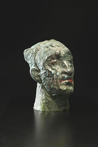 Vaclav Machac, Gladiator From Pompeii 2000, Glass
