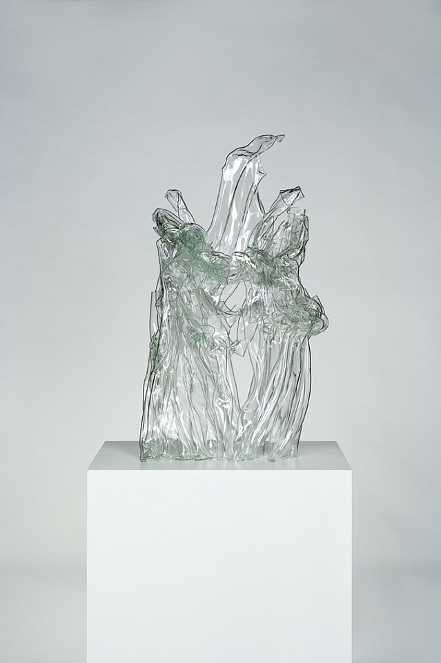 Julius Weiland, Cluster I 2010, Glass